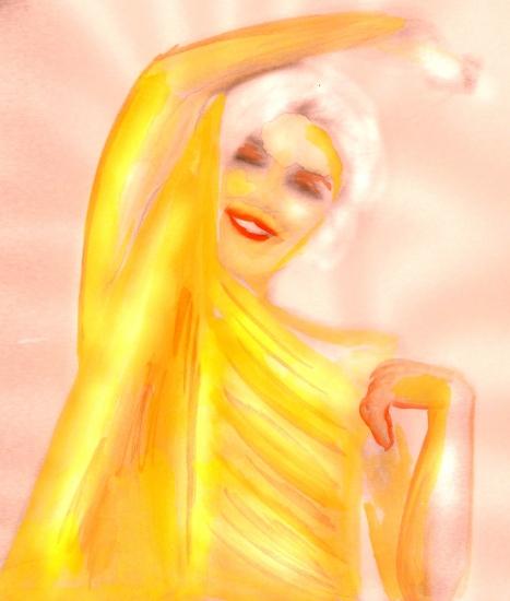 Marilyn Monroe by AdamArmand